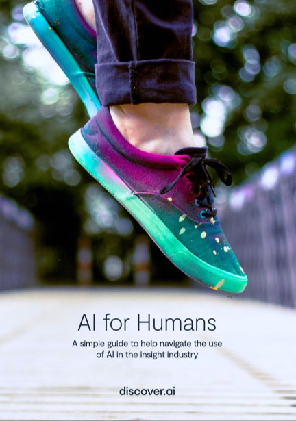 AI for humans front cover