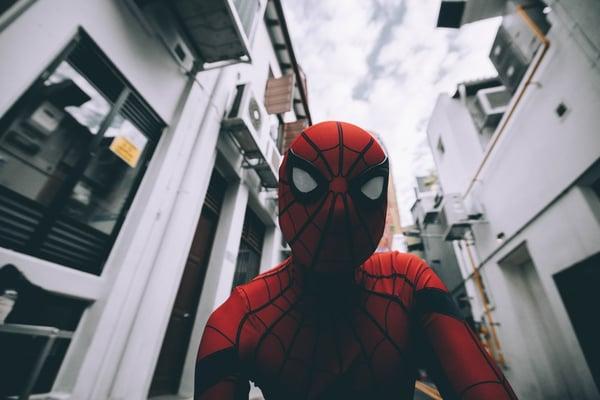 Gillette is like Spiderman