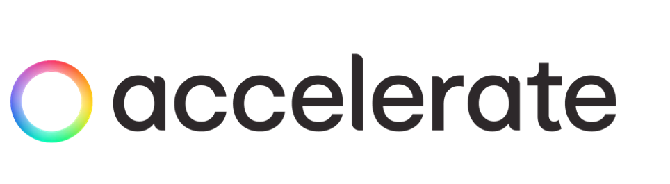Accelerate full logo